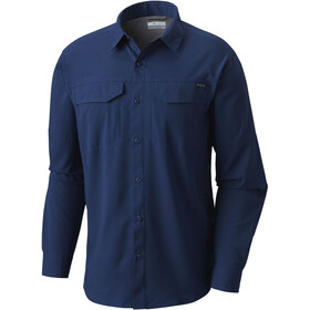 Columbia Silver Ridge II Longsleeve Shirt Men blue